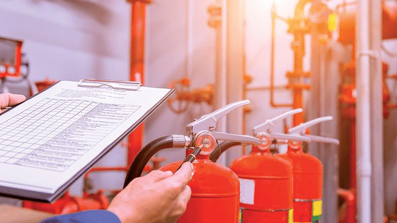 Formation Incendie (EPI, ESI, évacuation, manipulation d'extincteurs)