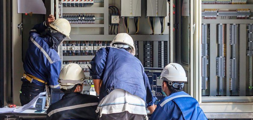 Formation Habilitations Électriques (RD8000)